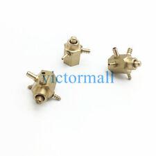 5 PCS Dental Chair Unit 4 Holes foot valve Circular Pedal Switch Valve