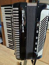delicia choral 24, Akkordeon, top Zustand, Ziehharmonika, Quetschkomode, top erh