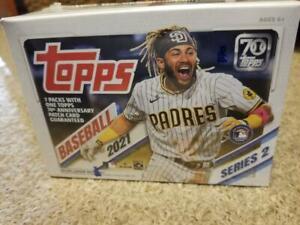 2021 Topps Series 2 Baseball MLB Blaster Box Factory Sealed