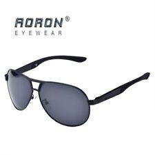 Men's Stylish Polarized Sunglasses Metal Frame
