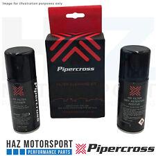 Pipercross Schiuma Filtro Aria Kit Pulizia - Sporco Mantenimento Olio & Additivo