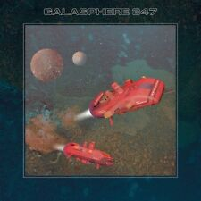 GALASPHERE - 347 SEALED 2018 WHITE WILLOW ANGLAGARD TIM BOWNESS BAND  PROJECT CD