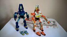 Transformers Animated Jetfire -Jetstorm -Safeguard Complete+ InstructionsAge 5+