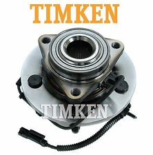 For Dodge Ram 1500 RWD 06-08 Front Wheel Bearing & Hub Assembly Timken SP500101
