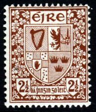 IRELAND 1922-34 2½ Pence Red-Brown First Wmk SG 75 MINT
