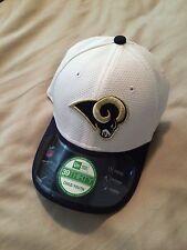 Los Angeles RAMS New Era Official NFL 39THIRTY BASEBALL HAT CAP 4f41100f2fae