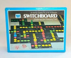SWITCHBOARD vintage boardgame 1976 Whitman Western Publishing #4423 VERY NICE!!