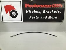 Toro Wheel horse lift cable part# 108144