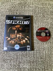 Def Jam: Fight For NY (Nintendo Gamecube, 2004) Disc + Reprinted/Repro Case