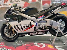 "1/12 Minichamps Honda NSR500 Alex Barros Moto GP 2002 ""West"" Sponsor"