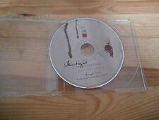 CD METAL Liv Kristine-skintight (2 chanson) promo black rose Disc only