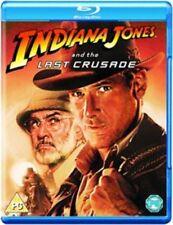 Indiana Jones And The Last Crusade [Blu-ray] [Region Free], DVD   5051368256238