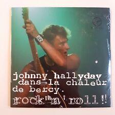 "JOHNNY HALLYDAY ♦ CD NEUF SOUS BLISTER ♦ DANS LA CHALEUR DE BERCY ""MYSTERY TRAIN"