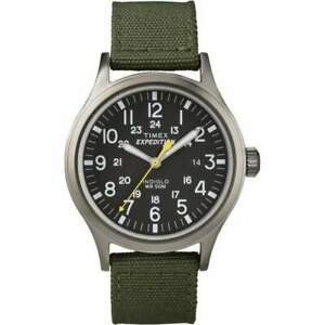 Timex Expedition Scout Metal Watch Green #T49961