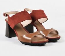 Tod's Colorblock T-Strap Wedges w/ Tags prices cheap price cheap great deals cheap sale for nice vg7ts2L0b