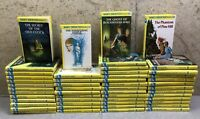 Nancy Drew Mystery Glossy Flashlight HC Book YOU CHOOSE TITLES Carolyn Keene
