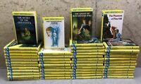 Nancy Drew Mystery Glossy Flashlight HC Book YOU CHOOSE TITLES Carolyn Keene