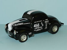 "GMP/Acme 1/18 1940 Willys Chev Powered Gasser S&S Sponsored ""Filthy Forty"" MIB"
