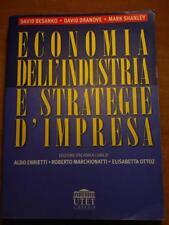 ECONOMIA DELL'INDUSTRIA E STRATEGIE D'IMPRESA