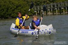 Sea Eagle SE330 Sport Kayak Deluxe Quality Guaranteed with easy transport & fun