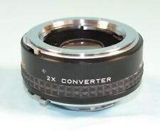 * Unbranded 35mm Film Camera 2X Converter