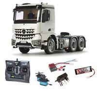 Tamiya Mercedes Benz Arocs 3363 6x4 1:14 Truck Komplettset #300056352SET