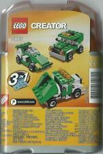 LEGO CREATOR 3 IN 1 BARATTOLO MINI DUMPER RIBALTABILE  6 - 12 ANNI   ART 5865