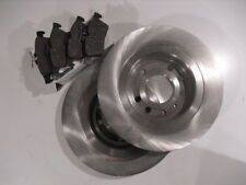 VAUXHALL CORSA C 1.2 ABS FRONT BRAKE DISK & PAD KIT NEW