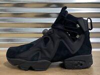 Reebok Instapump Future x Furikaze Pump Shoes Boots Black Mens SZ ( BS7420 )