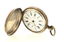 TOBIAS Silver Antique Pocket Watch