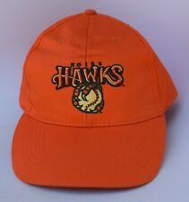 BOISE HAWKS Minor League Baseball Cap Hat MiLB Adjustable Strapback Orange