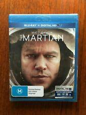 The Martian Blu-ray New & Sealed Region B