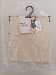 Debenhams Nude Firm Control Shaping Waist-Nipper size 14 UK