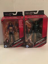 "Dc Comics Multiverse Aquaman & Parademon Green Trooper Justice League 6"" Figures"