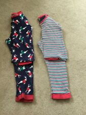 John Lewis Boys Christmas Pyjamas Age 8 Years