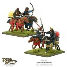 Warlord Games 6 Mounted Samurai - Test of Honour, Pike & Shotte (on sprue)