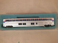 N SCALE CON-COR AMTRAK LOUNGE-CAFE