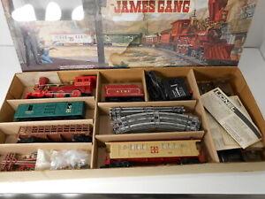 Lionel  James Gang Set 6-1053