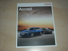 58680) Honda Accord Prospekt 04/2010