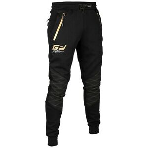 Venum Petrosyan Jogging Pants Black/Gold for Sports And Freizeit. Size XS-XXL
