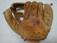 """RAWLINGS - MMF - MICKEY MANTLE - Vintage 11"""" Right Hand Thrower Baseball Glove"""