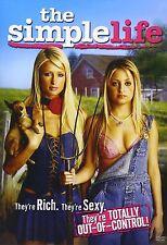 Brand New DVD The Simple Life: Season 1 Paris Hilton  Nicole Richie