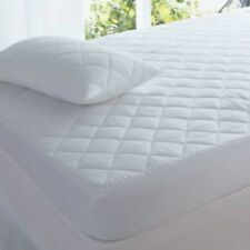 Single Mattress Protector Wet HQ Matress Sheet Bed Cover Kids WATERPROOF QUILTED