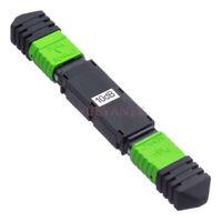 MPO APC 12 core Fiber Attenuator Female to Male Optical Fibre Connector 0~30dB