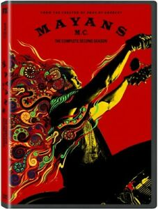 Mayans M.C.: The Complete Second Season [New DVD] 3 Pack, Ac-3/Dolby Digital,