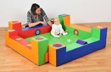 Soft Play Castle Baby Den
