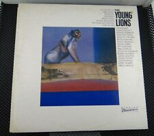 The Young Lions (Elektra Musician ‎– 60196-1-R) Marsalis McFerrin