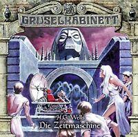 GRUSELKABINETT-FOLGE 123 - DIE ZEITMASCHINE   CD NEW