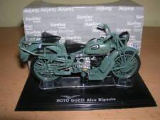 Starline Moto Guzzi Alce Biposte grün green 1:24 Motorrad Moto Neu + OVP