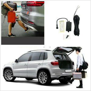Car Foot Sensor Auto Trunk Release Opener Kick Activated Fit For Power Tailgate